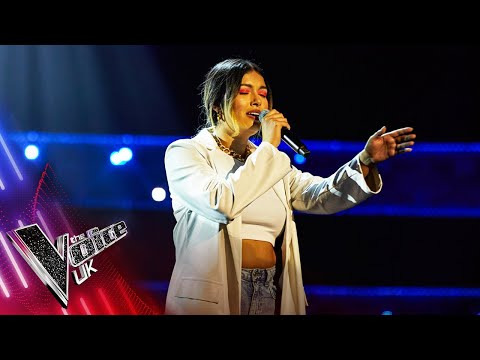 Stephanee Leal's 'Runnin' | Blind Auditions | The Voice UK 2021