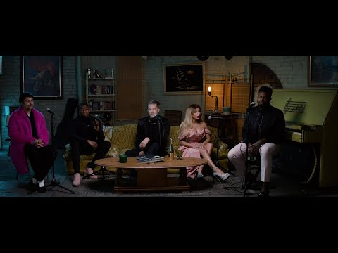PENTATONIX - THE LUCKY ONES on JIMMY KIMMEL LIVE (02.04.21)