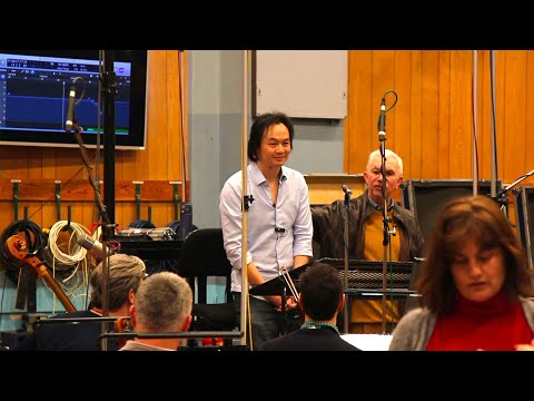 Behind-the-Scenes: Addressing the Royal Philharmonic Orchestra