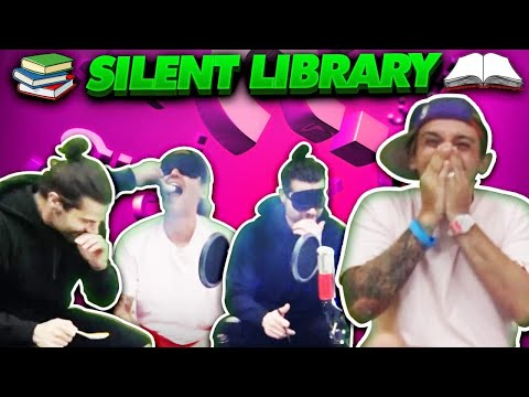 SILENT LIBRARY (WE VOMITTED)