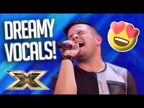 Paul Akister's FLIRTATIOUS Marvin Gaye cover is what dreams are made of! | The X Factor UK