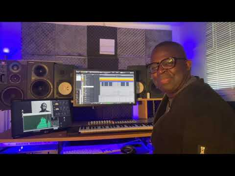 Trower Priest Brown - In the studio with Livingstone Brown - Isolated 'Fire Like Zsa Zsa' [Official]