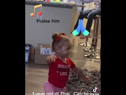 Shouting baby style