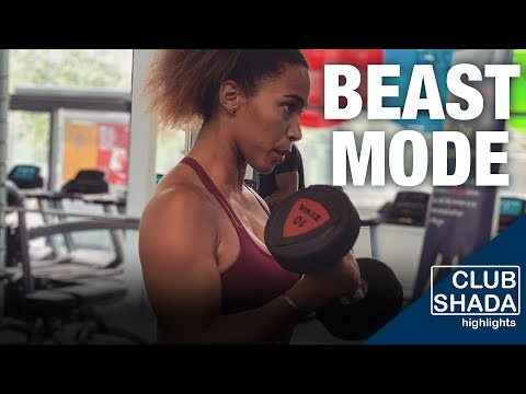 Becoming a personal trainer x Vanda May | Club Shada