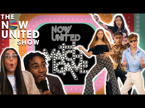 MATCH ME IF YOU CAN!!! - Season 4 Episode 6 - The Now United Show