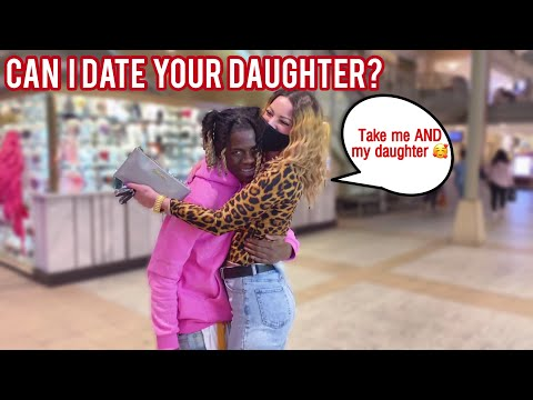 CAN I DATE YOUR DAUGHTER? 👩❤️👨 ATLANTA MALL EDITION | PUBLIC INTERVIEW