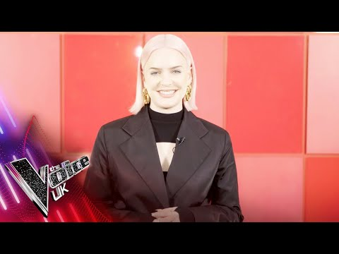 Chair Turners with Anne-Marie! | The Voice UK 2021