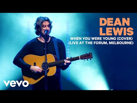 Dean Lewis - When You Were Young (Live At The Forum, Melbourne)