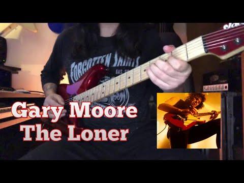 "Gus G (Firewind) - ""The Loner"" Gary Moore tribute"