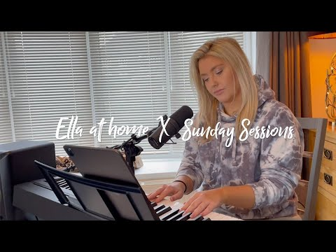 Ella Henderson - Sunday Sessions (Found What I've Been Looking For - @Tom Grennan cover)