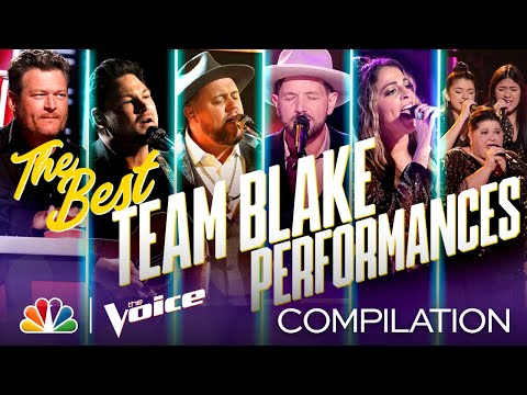 The Best Team Blake Performances - The Voice 2020