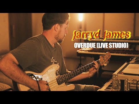 Jarryd James - Overdue (Live Studio Version)
