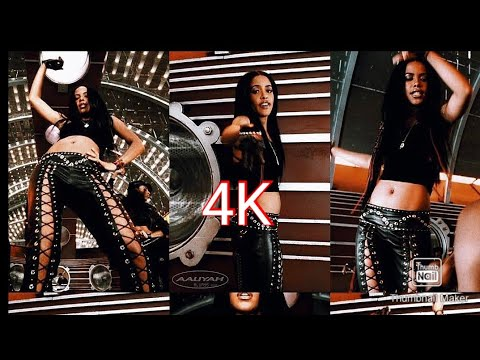 Aaliyah - More Than A Woman [Official Music Video]