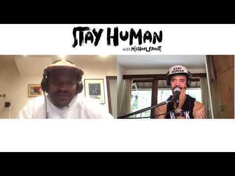 Stay Human Podcast - Selema Masekela