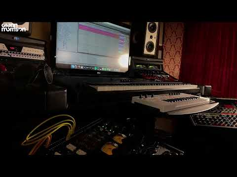 Glenn Morrison - Alpine Bunker Sessions - Making Ambient Music