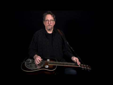 The Resophonic Guitar with Jerry Douglas l Moving From Chord to Chord