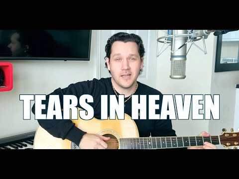 Eric Clapton - Tears In Heaven (Live Acoustic Cover)