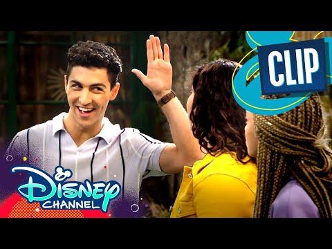 Enter Parker Preston | BUNK'D | Disney Channel