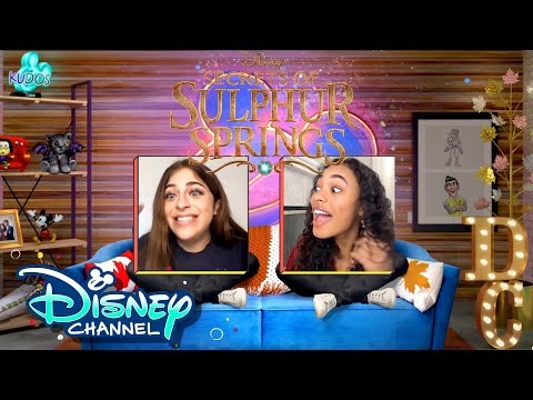 Ep. 6 Recap! | Secrets of Sulphur Springs | Disney Channel