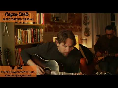 Alone Together Tuesdays w/ Hayes Carll Ep. 41 (2/16/21)