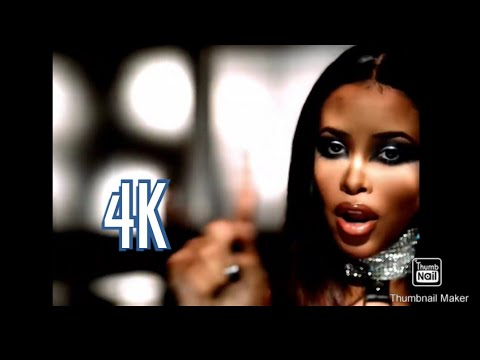 Aaliyah - Try Again [Official Video] - 4K
