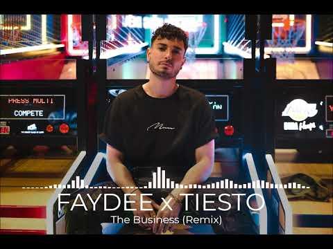Faydee x Tiesto - The Business (Remix)