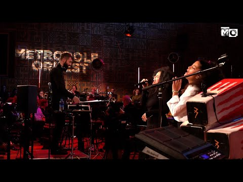 Ibeyi – Rise Up, Wise Up, Eyes Up (Metropole Session) w/Metropole Orkest conducted by Jules Buckley