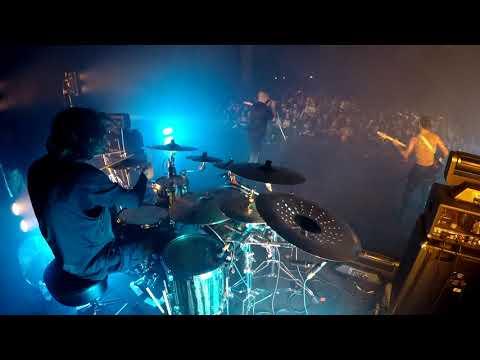 """Nic Pettersen - Northlane - """"4D"""" Live Drum Cam"""