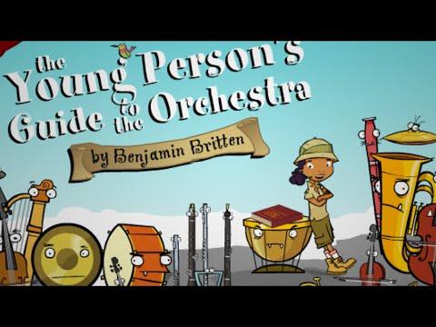 Guía de orquesta para jóvenes - BENJAMIN BRITTEN