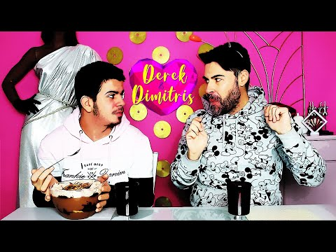 Derek & Dimitris - Valentines Day ... Let's talk about it / Greek Gay Couple talks in Greek