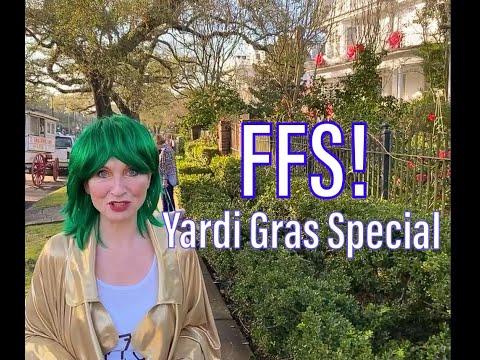 Judith Owen FFS! Yardi Gras special Feb 10, 2021 - Live from New Orleans