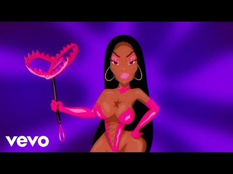 Kash Doll - Bossa Nova ft. Tee Grizzley (Official Animated Video)