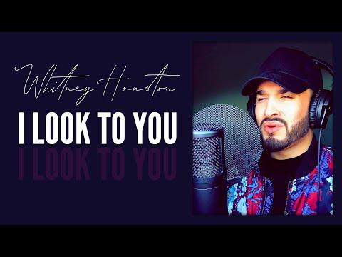 Whitney Houston - I Look To You (Tribute) Jahméne