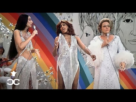 Cher, Tina Turner, Kate Smith - Beatles Medley (Live on The Cher Show, 1975) ft. Tim Conway