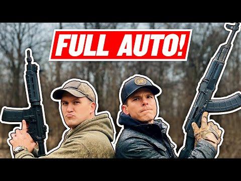 FULL AUTO RIFLES VS WATERMELON (ft. Kentucky Ballistics)