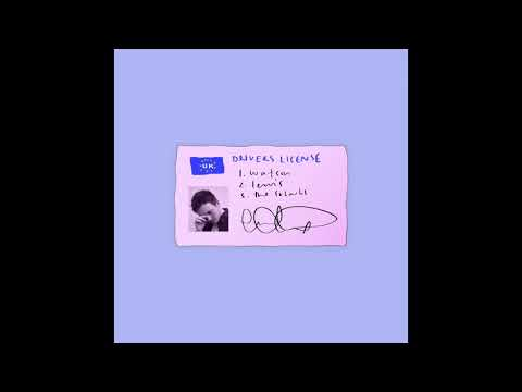 olivia rodrigo - drivers license (cover by lewis watson x)