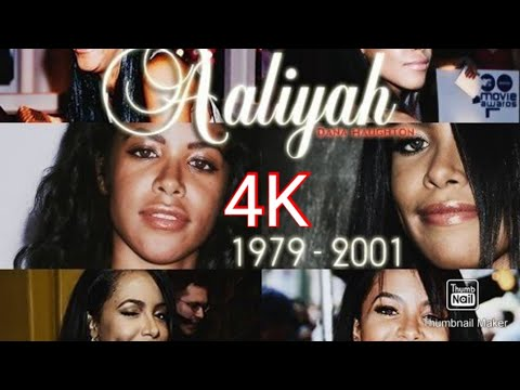 Aaliyah - Miss You [Official Video] - 4K