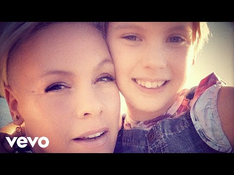 P!nk, Willow Sage Hart - Cover Me In Sunshine (Official Video)