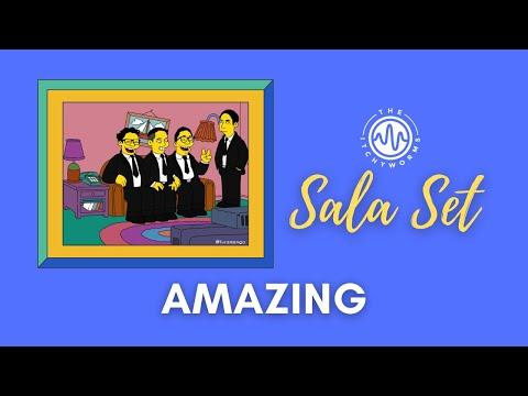 Amazing - The Itchyworms Sala Set | Live At Big Baby Studios