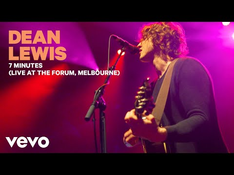 Dean Lewis - 7 Minutes (Live At The Forum, Melbourne)