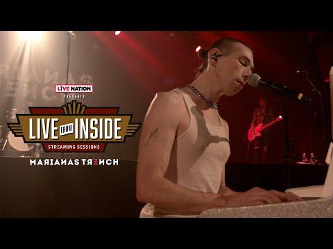 Marianas Trench - Lover Dearest (Live from Inside)