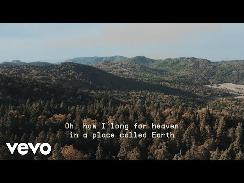 Jon Foreman - A Place Called Earth (Lyric Video) ft. Lauren Daigle