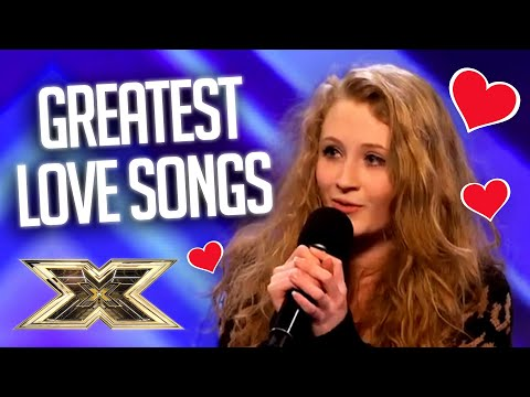 GREATEST LOVE SONGS! | Auditions | The X Factor UK