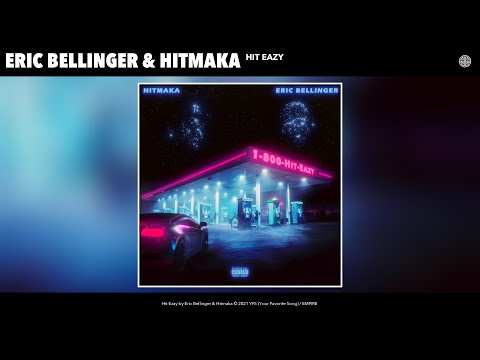 Eric Bellinger & Hitmaka - Hit Eazy (Audio)