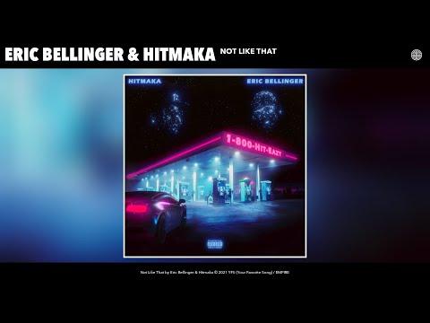 Eric Bellinger & Hitmaka - Not Like That (Audio)