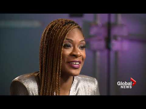 """Jully Black: On Racism - @GlobalNews with @FarahNasser -- """"The First Time I Was Called A ..."""""""