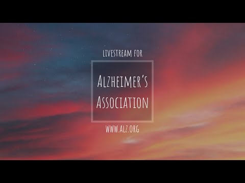 Livestream for Alzheimer's Association