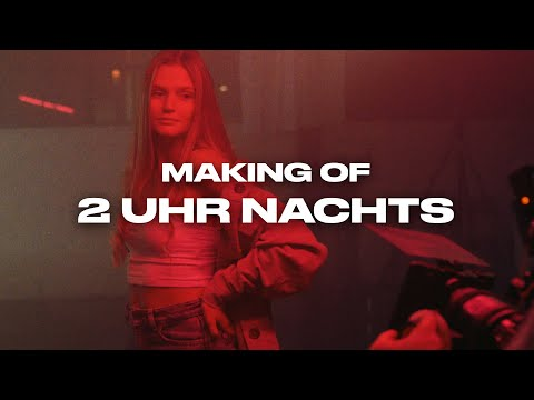 MAKING OF 2 UHR NACHTS | KAYEF
