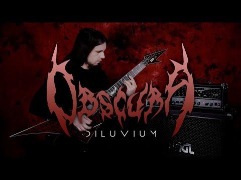 "OBSCURA | ""Convergence"" - Official Guitar Playthrough by Steffen Kummerer"