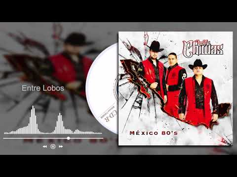 Grupo Los De Chiwas - Entre Lobos - México 80's (Audio)